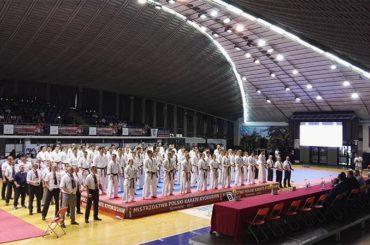 Mistrzostwa Polski Karate Kyokushin 2017r